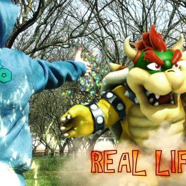 Super Mario REAL LIFE 2