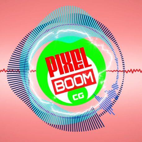 AAE CC – Audio Spectrum – Pixelboom CG