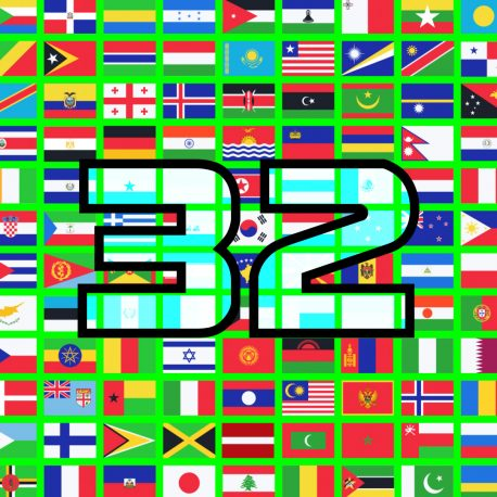 World Country Flags 3D Animations PixelBoom