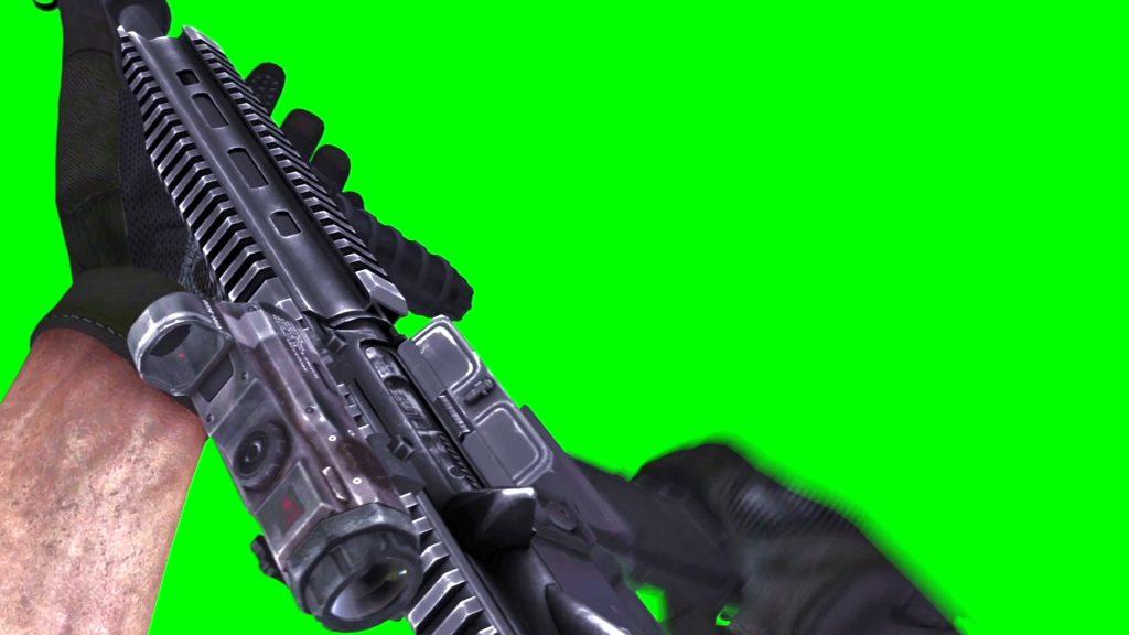 HK416 Shoot