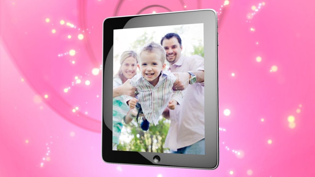 iPad Photo 3D