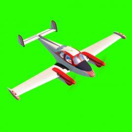 Airplane Morava