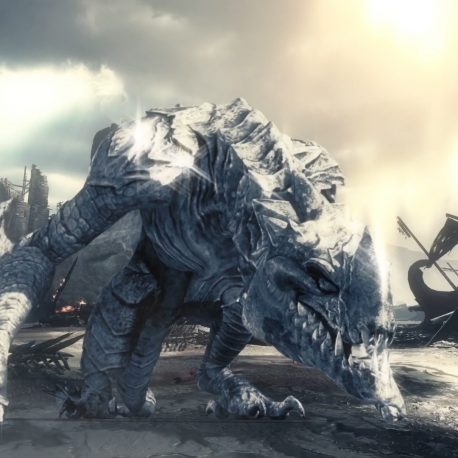 Angry Big Dragon Lands – PixelBoom