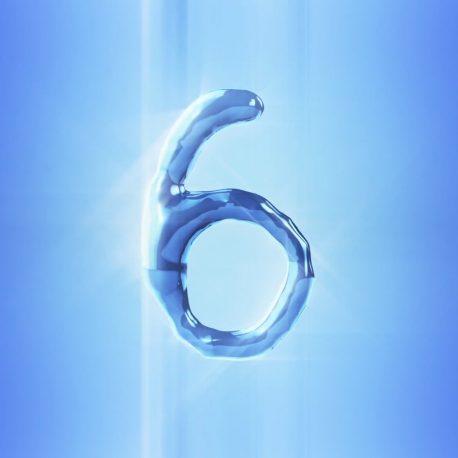 Morphing Numbers Countdown Liquid – PixelBoom