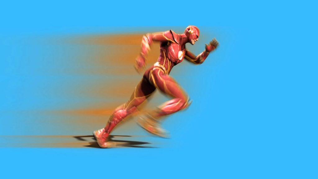 Super Hero Flash