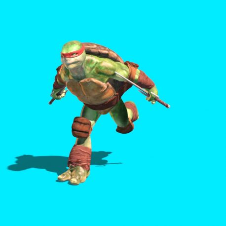 Superhero Mutant Ninja Turtles – PixelBoom