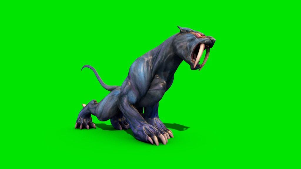 Monster Cougar