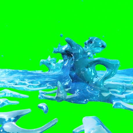 Water Collision Fluid Simulation RealFlow – PixelBoom