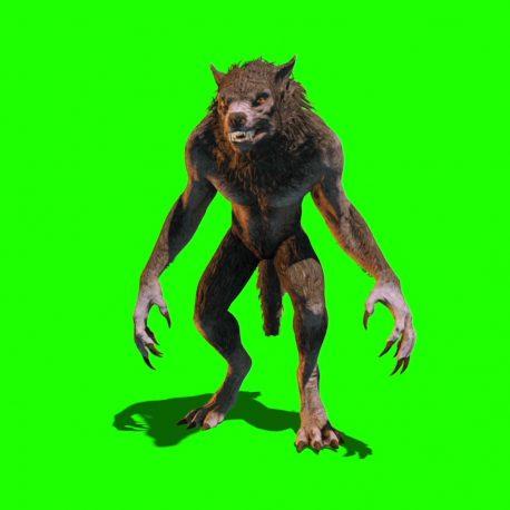 Werewolf  Run Attack – PixelBoom