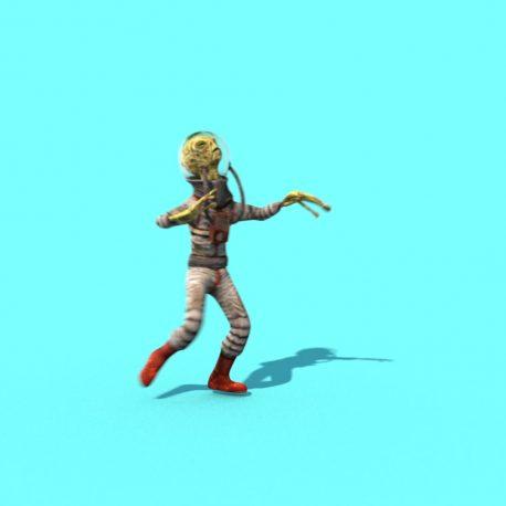 Alien Dance – PixelBoom