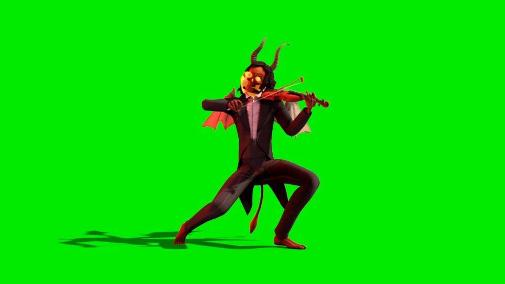 Demon Violinist