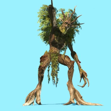 Humanoid Tree Walks Attacks Dies – PixelBoom
