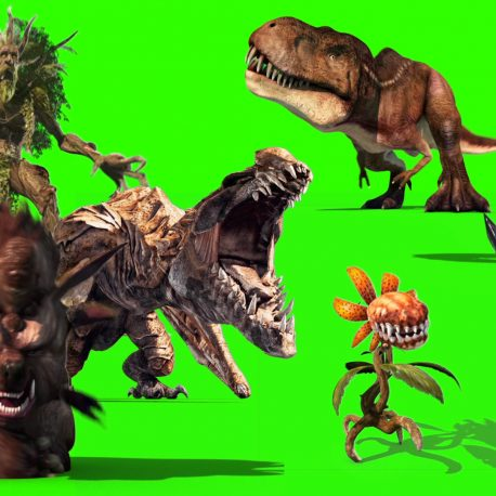 Action Movies Monsters and Animals Attack – PixelBoom