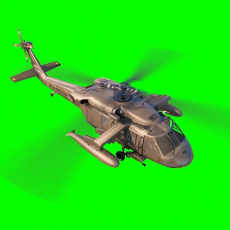Military Helicopter Black Hawk uh-60 – PixelBoom