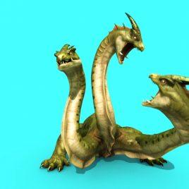 Monster Hydra