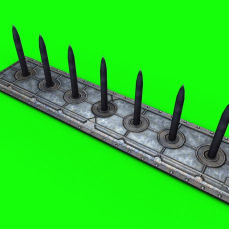 Spine Trap Castle Old House – PixelBoom