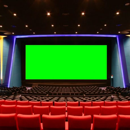 Cinema Hall Movie House – PixelBoom