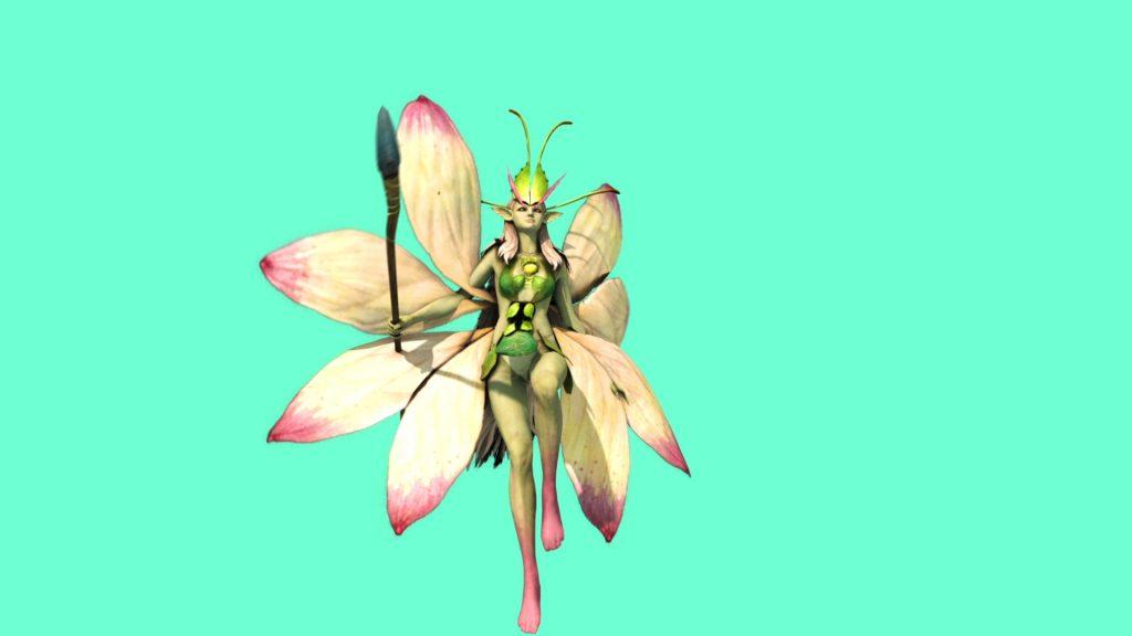 Fairy of Plants
