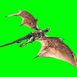 Monstrous Dragon