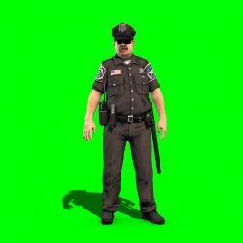 Policeman Cop