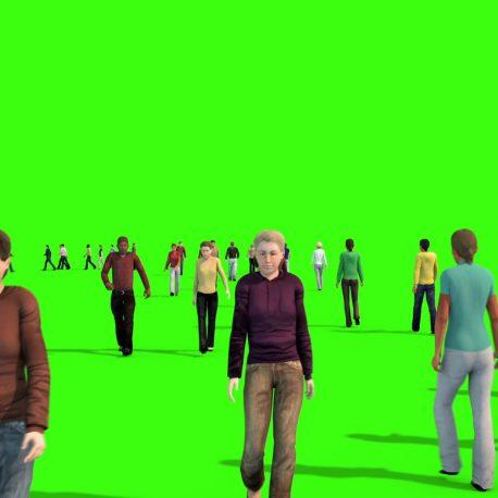 Crowd Population Throng Folla – PixelBoom