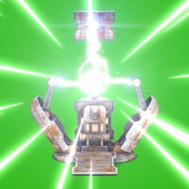 Teleporter Energy