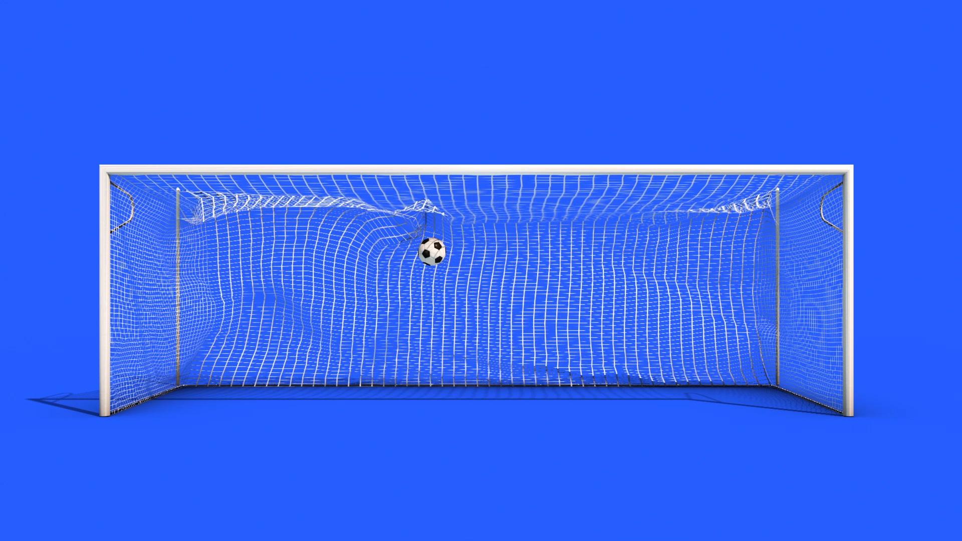 Soccer Net Dynamic - PixelBoom