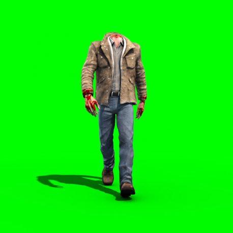 Man Beheaded Lives Runs Walks Horror Movies – PixelBoom
