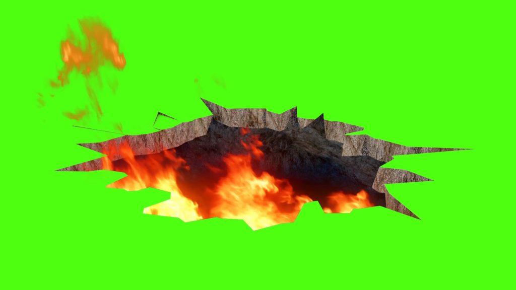 Surface Shatter Snake – 3D Model Animated
