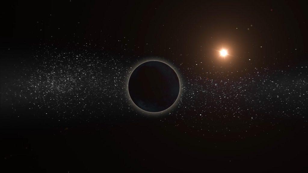 Pluto New Horizons – 3D Model Animated