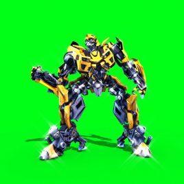 Bumblebee – 3D Model Animated