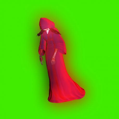 Ghost Phantom Entity Witch – PixelBoom