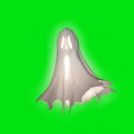 Ghost Spectre – 3D Model Animated