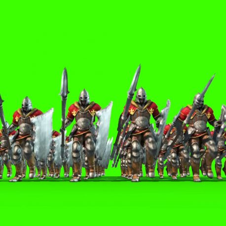 Legion of Soldiers March Victory – PixelBoom