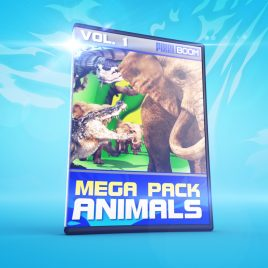 Mega Pack ANIMALS vol.1