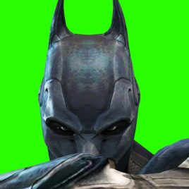 Batman Superhero – 3D Model Animated