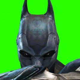 Batman Superhero – 3D Model Animated