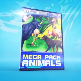 Mega Pack ANIMALS vol.2
