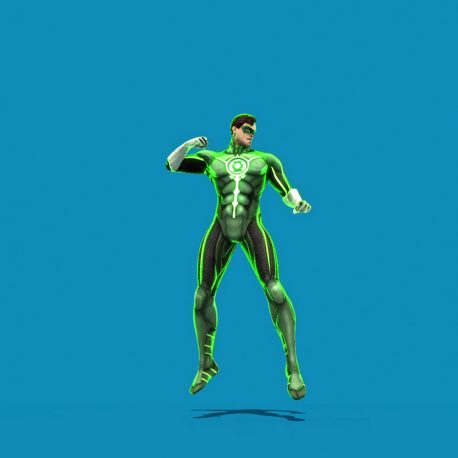 Superhero Green Lantern  Energy Ring – PixelBoom