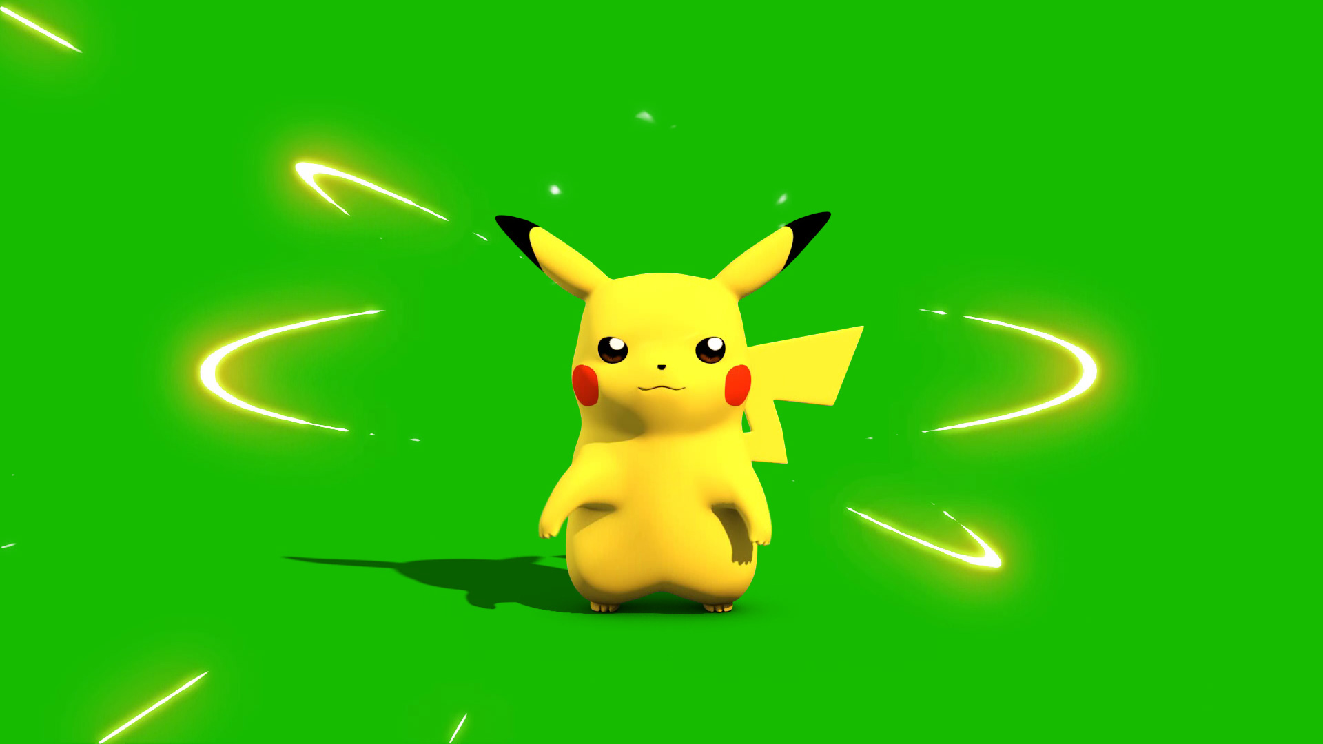 Pikachu Pokemon Go Images