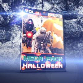 Mega Pack HALLOWEEN vol.1