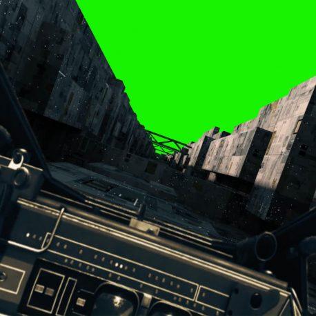 Star Wars Trench Run Deathstar X-Wing PixelBoom