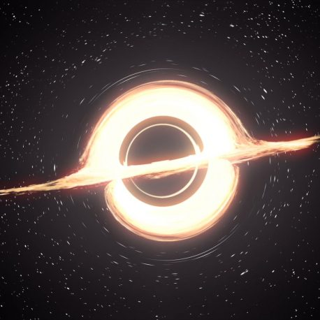 Black Hole Garagantua Interstellar – PixelBoom