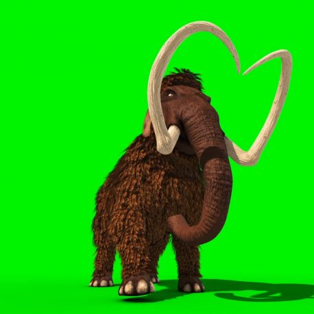 Mammoth Prehistoric Animal Jurassic PixelBoom