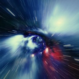 Wormhole Time Vortex Animated Background PixelBoom