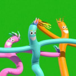Wacky Waving Inflatable Tube Man PixelBoom