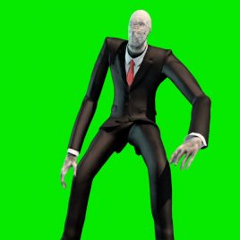 Slenderman Walks Attacks Dies PixelBoom