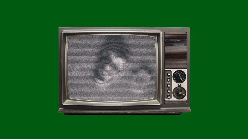 Scary Head Tv – 3D Model Animated