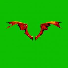 Demon Devil Wings PixelBoom
