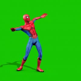 Spiderman Homecoming Dances PixelBoom
